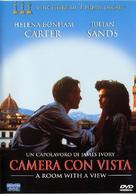 A Room with a View - Italian DVD movie cover (xs thumbnail)