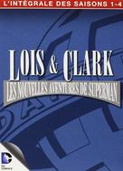 """""""Lois & Clark: The New Adventures of Superman"""" - French Movie Cover (xs thumbnail)"""
