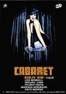 Cabaret - Spanish Movie Poster (xs thumbnail)