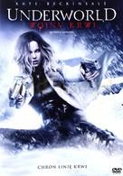 Underworld Blood Wars - Polish Movie Cover (xs thumbnail)