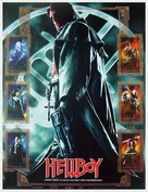 Hellboy - Spanish Movie Poster (xs thumbnail)