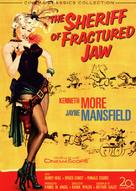 The Sheriff of Fractured Jaw - DVD cover (xs thumbnail)