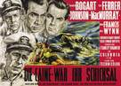 The Caine Mutiny - German Movie Poster (xs thumbnail)