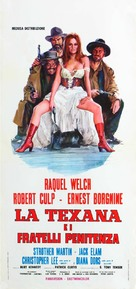 Hannie Caulder - Italian Movie Poster (xs thumbnail)