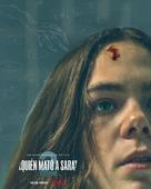 """""""¿Quién Mató a Sara?"""" - Mexican Movie Poster (xs thumbnail)"""