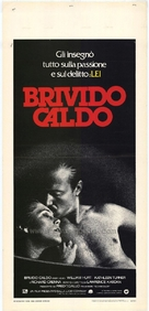 Body Heat - Italian Movie Poster (xs thumbnail)