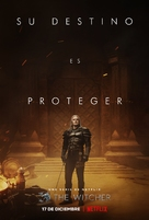 """""""The Witcher"""" - Spanish Movie Poster (xs thumbnail)"""