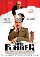 Mein Führer - Die wirklich wahrste Wahrheit über Adolf Hitler - Italian Movie Poster (xs thumbnail)