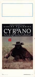 Cyrano de Bergerac - Italian Movie Poster (xs thumbnail)