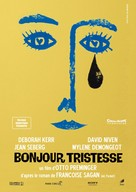 Bonjour tristesse - French Re-release poster (xs thumbnail)