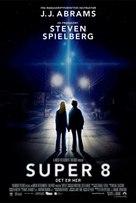 Super 8 - Danish Movie Poster (xs thumbnail)