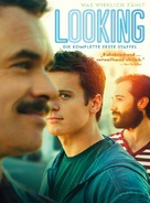 """""""Looking"""" - German DVD movie cover (xs thumbnail)"""