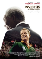 Invictus - German Movie Poster (xs thumbnail)