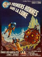 First Men in the Moon - French Movie Poster (xs thumbnail)