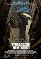 Synecdoche, New York - Slovak Movie Poster (xs thumbnail)