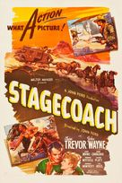 Stagecoach - Re-release movie poster (xs thumbnail)