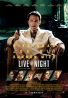 Live by Night - Finnish Movie Poster (xs thumbnail)