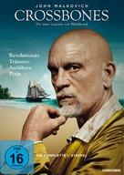 """Crossbones"" - German DVD movie cover (xs thumbnail)"