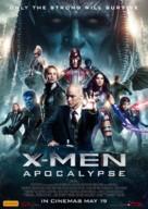 X-Men: Apocalypse - Australian Movie Poster (xs thumbnail)