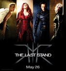 X-Men: The Last Stand - Movie Poster (xs thumbnail)