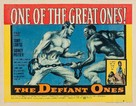 The Defiant Ones - Movie Poster (xs thumbnail)