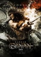 Conan the Barbarian - Czech Movie Poster (xs thumbnail)