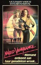 Naked Vengeance - Dutch Movie Cover (xs thumbnail)