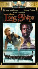 The Long Ships - VHS movie cover (xs thumbnail)