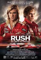 Rush - Brazilian Movie Poster (xs thumbnail)