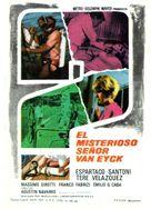 El misterioso señor Van Eyck - Spanish Movie Poster (xs thumbnail)