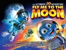 Fly Me to the Moon - British Movie Poster (xs thumbnail)