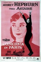 Funny Face - Argentinian Movie Poster (xs thumbnail)