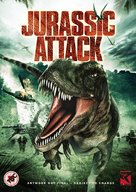 Jurassic Attack - British DVD cover (xs thumbnail)