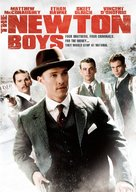 The Newton Boys - DVD cover (xs thumbnail)