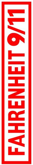 Fahrenheit 9/11 - Logo (xs thumbnail)