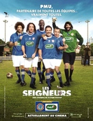 Les seigneurs - French Movie Poster (xs thumbnail)