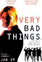 Very Bad Things - British Movie Poster (xs thumbnail)