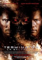 Terminator Salvation - Mexican Movie Poster (xs thumbnail)