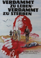 Quattro dell'apocalisse, I - German Movie Poster (xs thumbnail)
