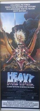 Heavy Metal - Movie Poster (xs thumbnail)