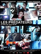 The Hunger - French Re-release movie poster (xs thumbnail)