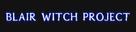 The Blair Witch Project - Polish Logo (xs thumbnail)