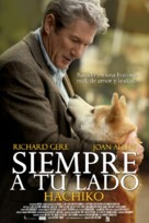 Hachiko: A Dog's Story - Chilean Movie Poster (xs thumbnail)