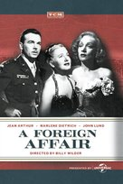A Foreign Affair - DVD movie cover (xs thumbnail)