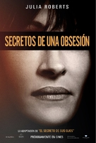 Secret in Their Eyes - Mexican Movie Poster (xs thumbnail)