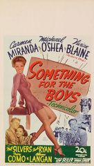 Something for the Boys - Movie Poster (xs thumbnail)