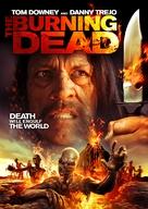 The Burning Dead - DVD cover (xs thumbnail)