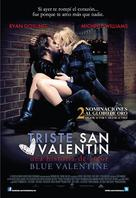 Blue Valentine - Mexican Movie Poster (xs thumbnail)
