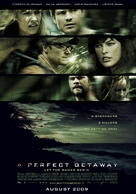 A Perfect Getaway - Dutch Movie Poster (xs thumbnail)