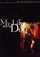 Mitt liv som hund - DVD cover (xs thumbnail)
